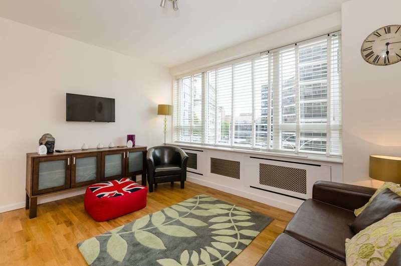 1 Bedroom Flat for sale in John Islip Street, Pimlico, SW1P