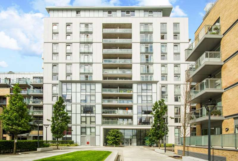 2 Bedrooms Flat for sale in Moro Apartments, Canary Wharf, E14