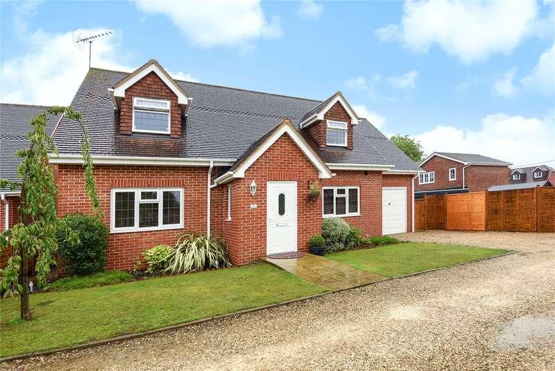 4 Bedrooms Detached House for sale in Watmore Lane, Winnersh, Wokingham, Berkshire, RG41