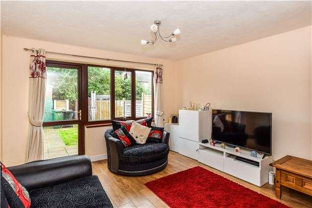 2 Bedrooms Terraced House for sale in Sutherland Avenue, BS37 5UQ
