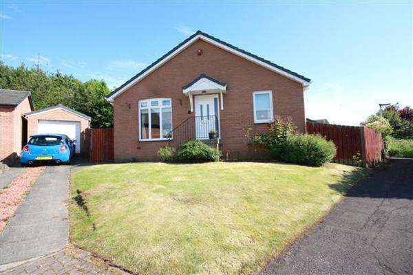 3 Bedrooms Bungalow for sale in Ladyburn Court, Irvine