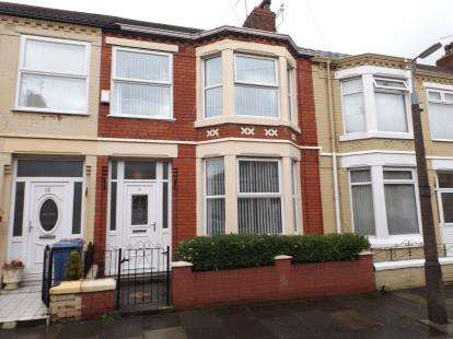 3 Bedrooms Terraced House for sale in Goodacre Road, Liverpool, Merseyside, L9