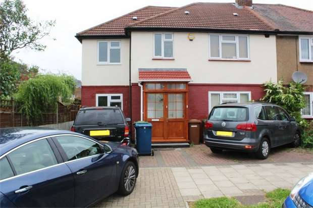6 Bedrooms Semi Detached House for sale in Balfour Road, Harrow, Greater London