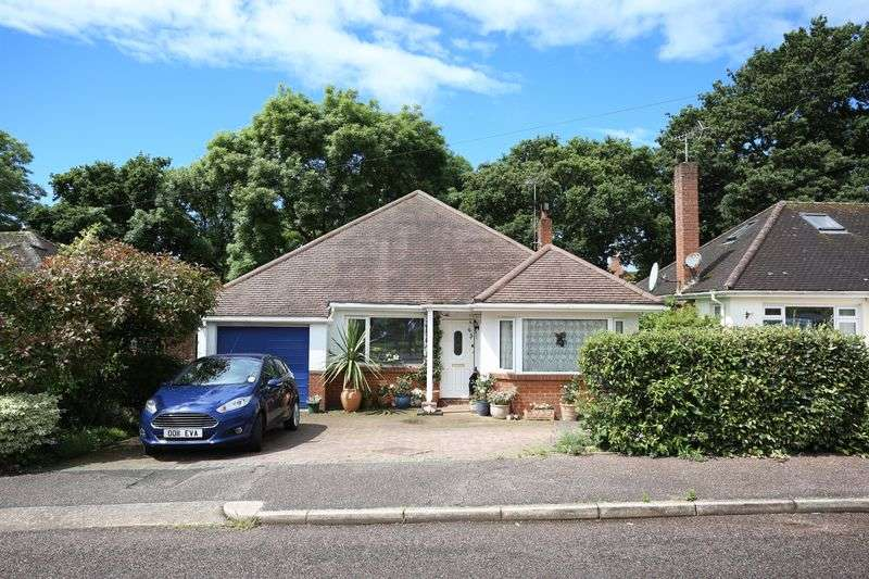 3 Bedrooms Detached Bungalow for sale in Withycombe Park Drive, Exmouth