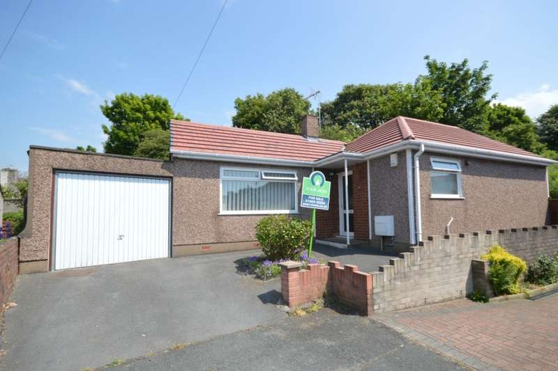 2 Bedrooms Detached Bungalow for sale in New Grove, Infirmary Road, Workington, CA14