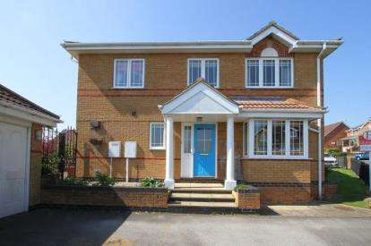 4 Bedrooms Detached House for sale in Slayley View Road, Barlborough, Chesterfield, Derbyshire
