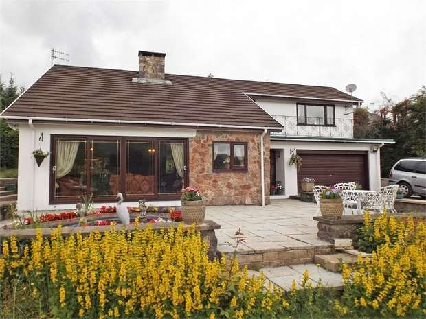 3 Bedrooms Detached House for sale in Crynant, Crynant, Neath, West Glamorgan