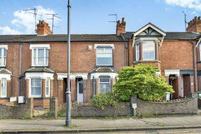 3 Bedrooms Terraced House for sale in Stratford Road, Wolverton, Milton Keynes