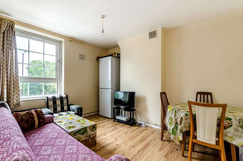 2 Bedrooms Flat for sale in Sage Street, Shadwell, E1