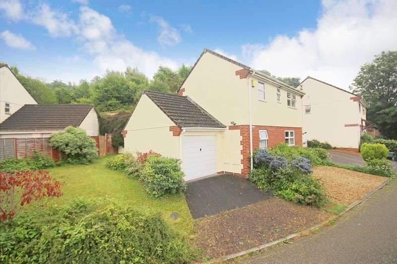 3 Bedrooms Semi Detached House for sale in Paddons Coombe, Kingsteignton