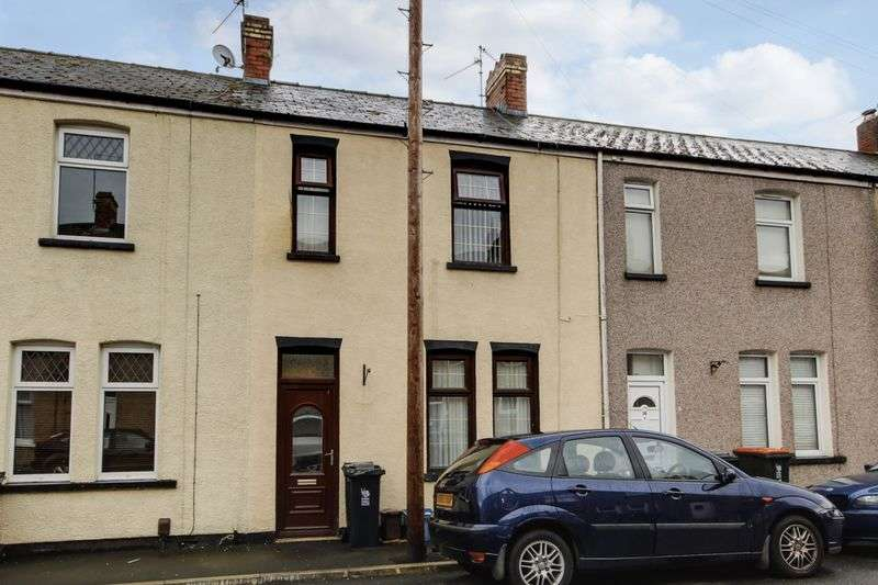 3 Bedrooms Terraced House for sale in Mansel Street, Newport