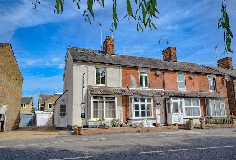 3 Bedrooms Terraced House for sale in Star Street, Ware