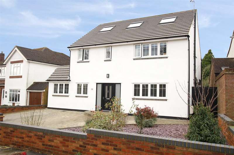 5 Bedrooms Detached House for sale in Midway, St. Albans, Hertfordshire, AL3