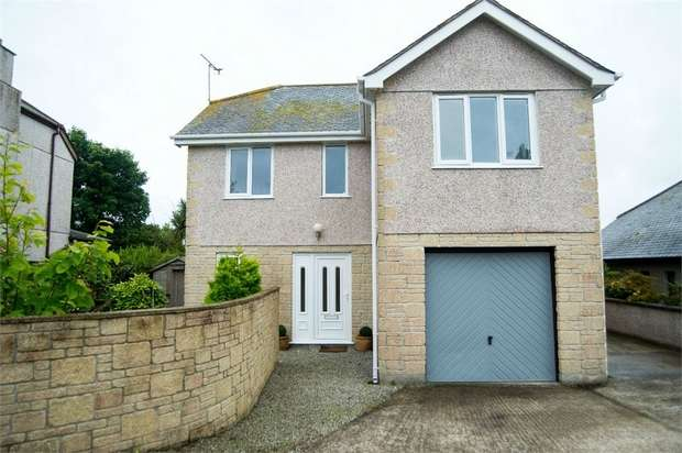 4 Bedrooms Detached House for sale in Primrose Hill, Goldsithney, Penzance, Cornwall