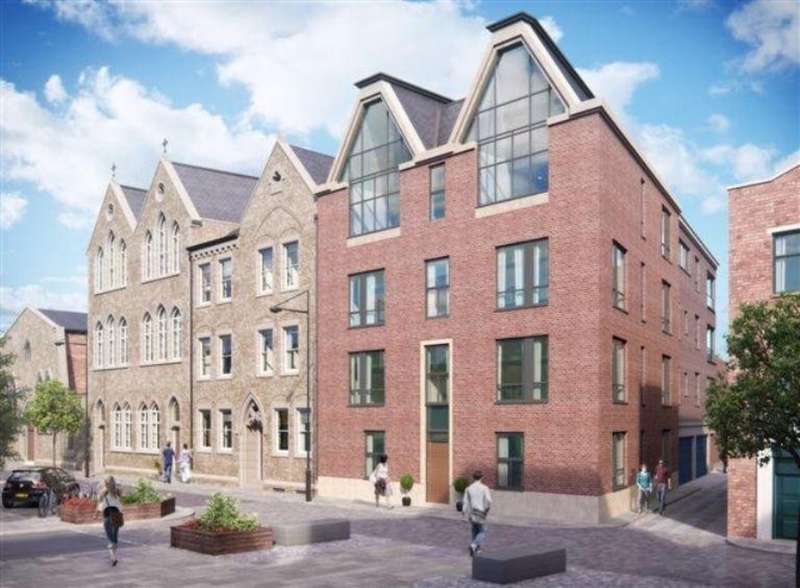2 Bedrooms Flat for sale in Alumni Buildings, George Leigh Street