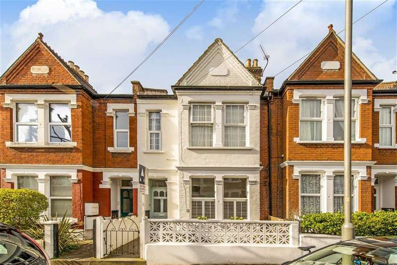 1 Bedroom Flat for sale in Credenhill Street, London