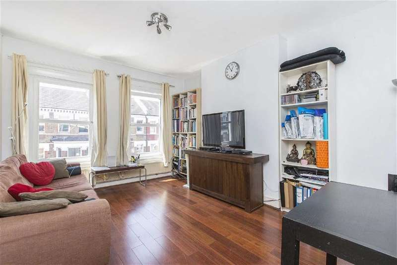 3 Bedrooms Flat for sale in Mayflower Road, LONDON
