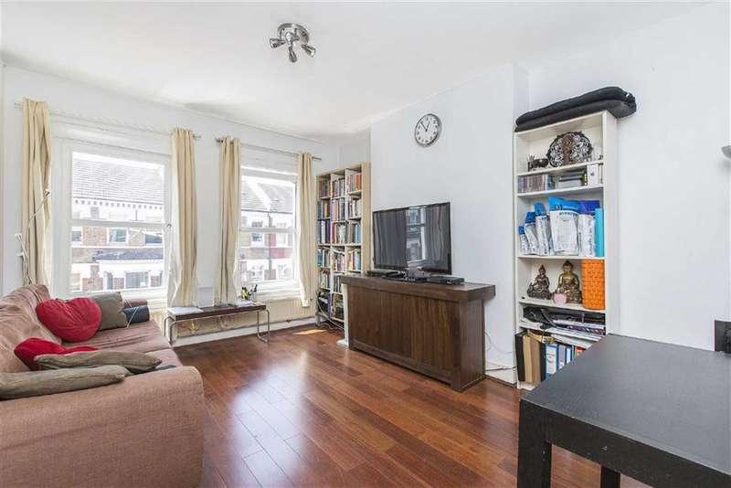 3 Bedrooms Flat for sale in Mayflower Road, LONDON