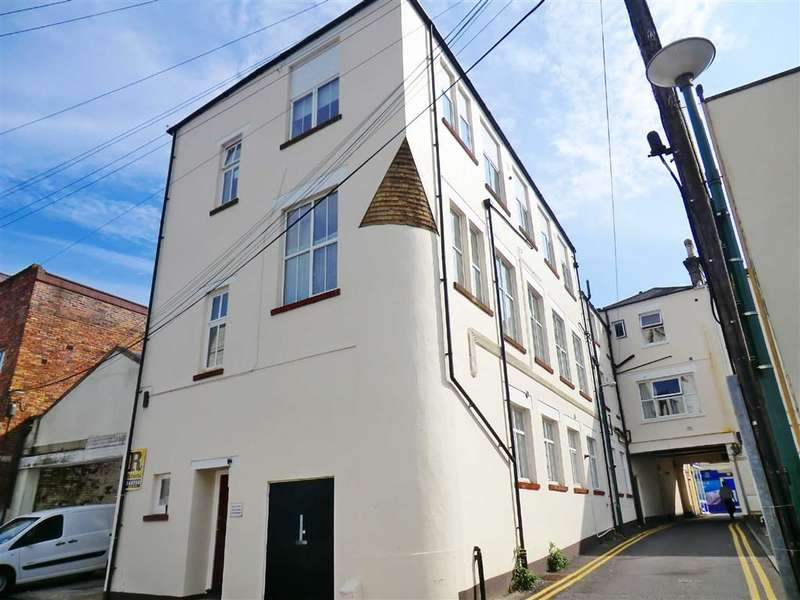 2 Bedrooms Maisonette Flat for sale in Poole Hill Mews, Bournemouth, Dorset
