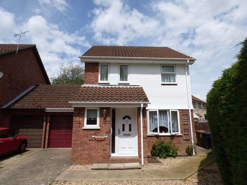 3 Bedrooms Detached House for sale in Oxen Lease, Ashford