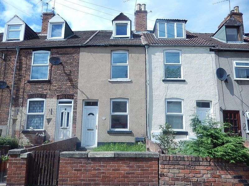 2 Bedrooms Terraced House for sale in Waterworks Street, Gainsborough