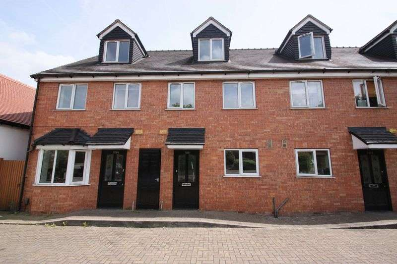 4 Bedrooms Terraced House for sale in Church Hill, Loughton