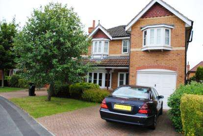 4 Bedrooms Detached House for sale in Eden Park Road, Cheadle Hulme, Cheadle, Greater Manchester