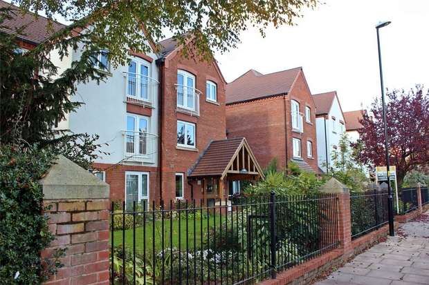 1 Bedroom Retirement Property for sale in 11 St Andrews Road, Earlsdon, Coventry, West Midlands