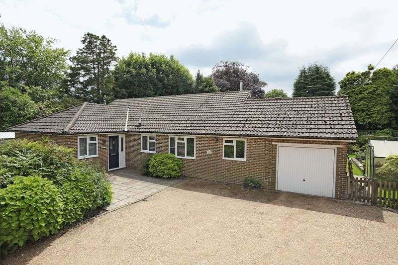 4 Bedrooms Detached Bungalow for sale in Church Road, Crowborough, East Sussex