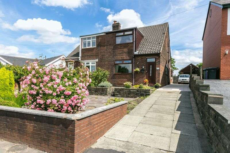 2 Bedrooms Semi Detached House for sale in Almond Brook Road, Standish, WN6 0ST