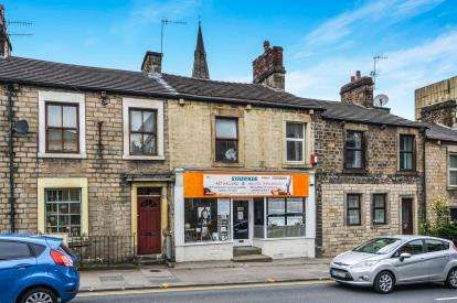 2 Bedrooms Flat for sale in Thurnham Street, Lancaster, LA1
