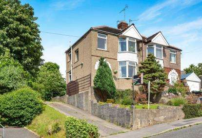3 Bedrooms Semi Detached House for sale in Ingleborough Road, Lancaster, Lancashire, ., LA1