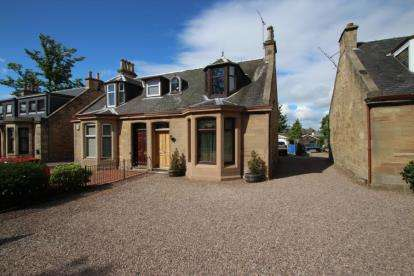 4 Bedrooms Semi Detached House for sale in Bo'Ness Road, Grangemouth