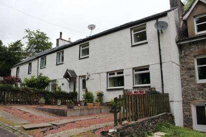 3 Bedrooms Terraced House for sale in Stillbrae, Tarbet