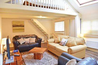 Maisonette Flat for sale in Fore Street, St. Ives