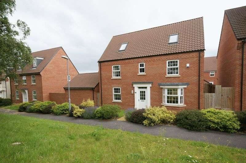 6 Bedrooms Detached House for sale in LANGFORD MEAD