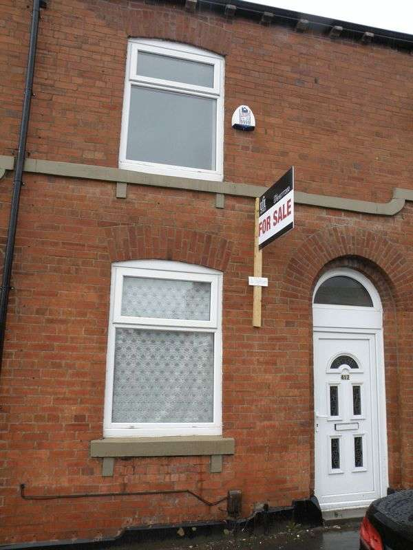 4 Bedrooms Terraced House for sale in 412 Ashton Road OLDHAM
