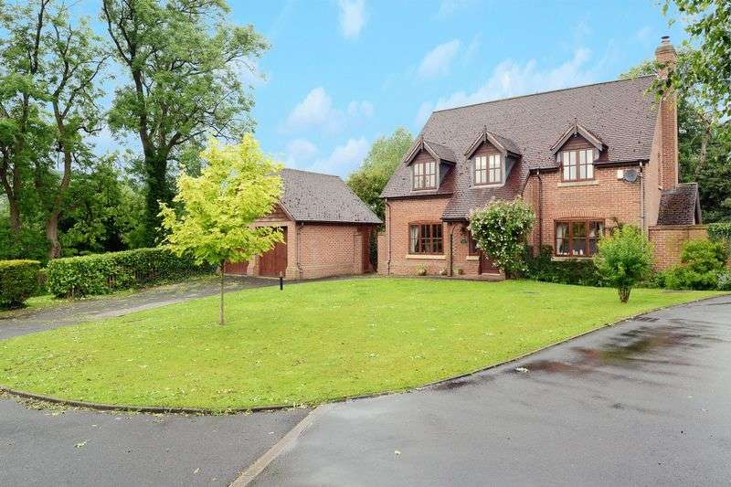 4 Bedrooms Detached House for sale in The Hedgerows, Ditton Priors