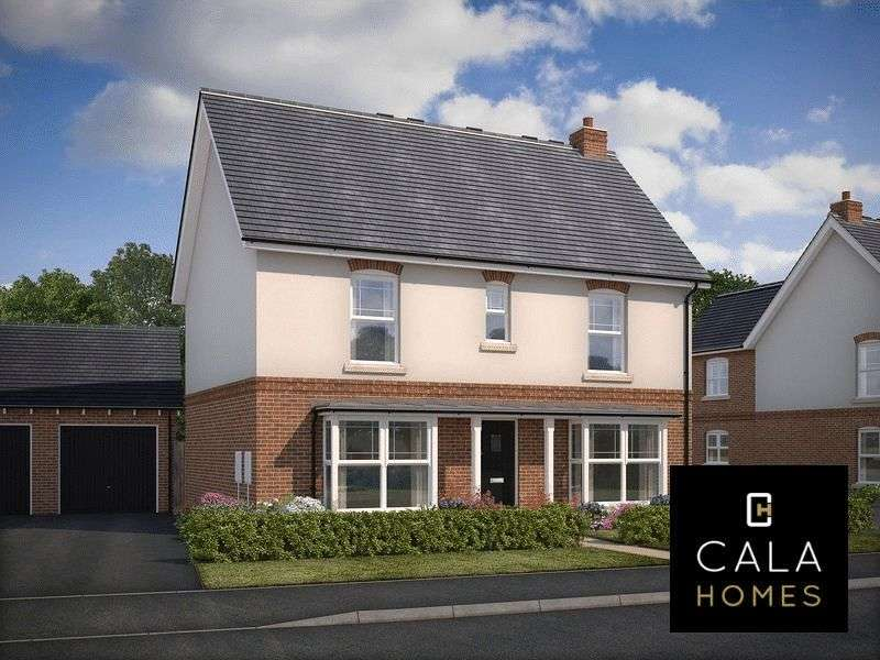 4 Bedrooms Detached House for sale in Halford, Wychbury Fields, Hagley