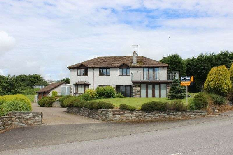 4 Bedrooms Detached House for sale in Carclaze Road, St. Austell