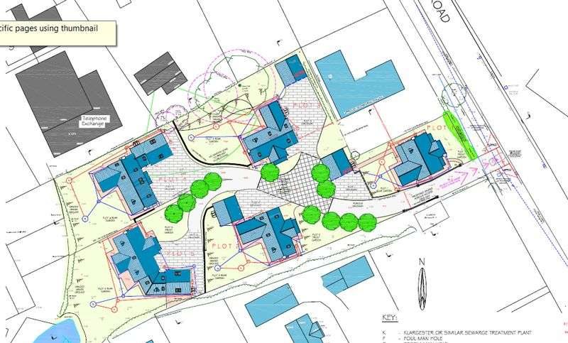 Land Commercial for sale in Tutbury, Burton upon Trent