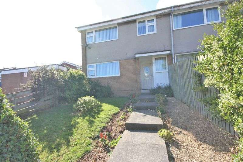 3 Bedrooms Terraced House for sale in Rievaulx Road, Skelton-in-Cleveland