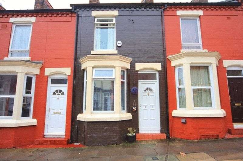 3 Bedrooms Terraced House for sale in Monkswell Street, Dingle, Liverpool, L8