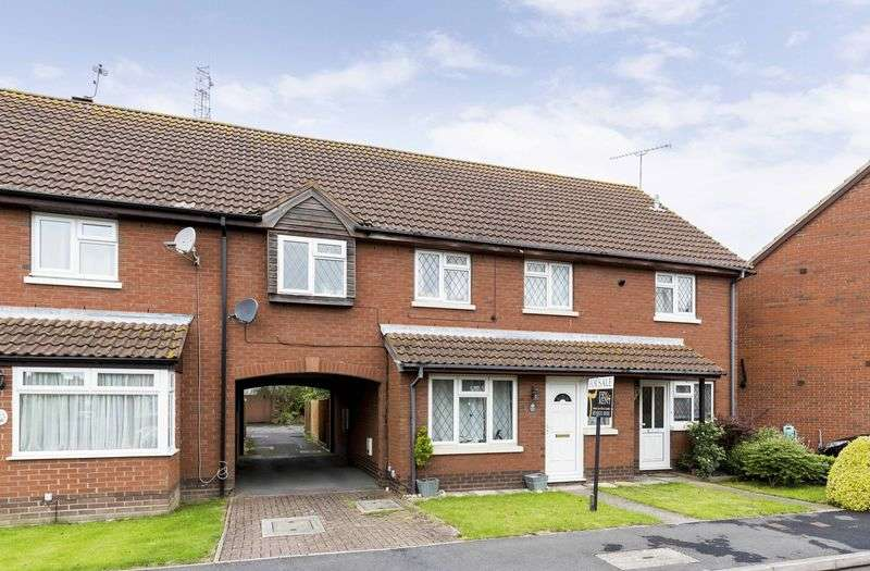 4 Bedrooms Terraced House for sale in Station Road, Drayton