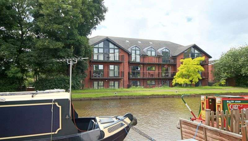 2 Bedrooms Flat for sale in Limelock Court, Stone