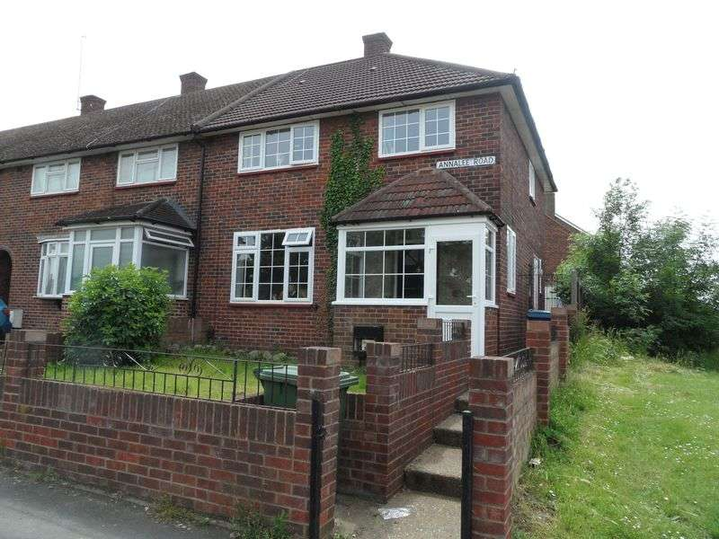 3 Bedrooms Terraced House for sale in Annalee Road, South Ockendon