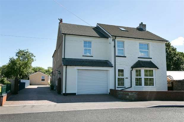 7 Bedrooms Detached House for sale in Ty Nant, Caerphilly