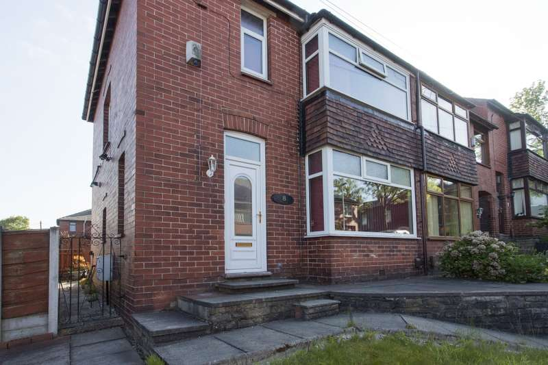 2 Bedrooms Terraced House for sale in Martin Avenue, Oldham, Greater Manchester, OL4