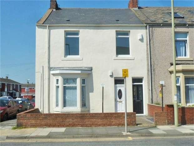 2 Bedrooms Flat for sale in Grange Road West, Jarrow, Tyne and Wear