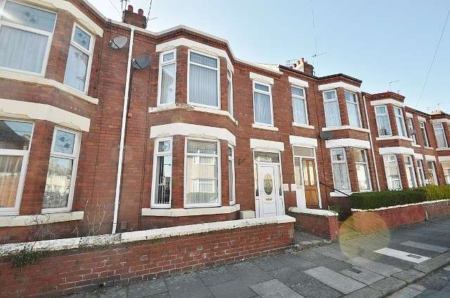 3 Bedrooms House for sale in Erskine Road, Wallasey
